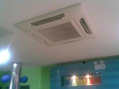 格力吸顶空调3匹天花机