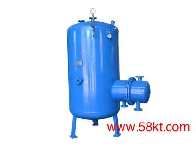 容积式生活热水换热器