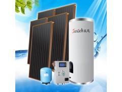 双志平板太阳能热水器