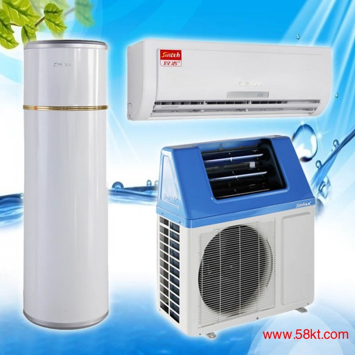 双志太阳能三联供热泵空调