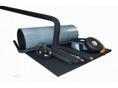 福乐斯空调橡塑保温材料