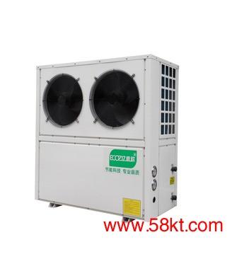 冷暖浴三联供低温热泵