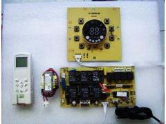 暖风机圆屏控制器面板