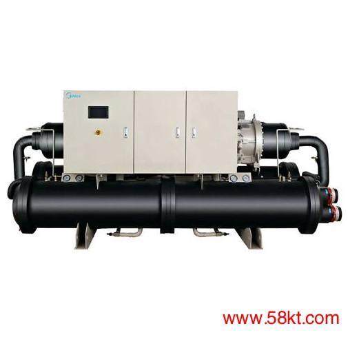 模块化地源热泵冷热水机组