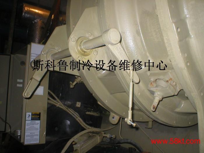 特灵三级离心式压缩机