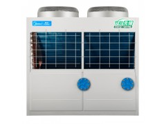 美的商用空气能热水器
