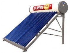 新能源太阳能热水器