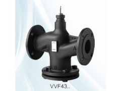 VVF43系列西门子蒸汽温控阀