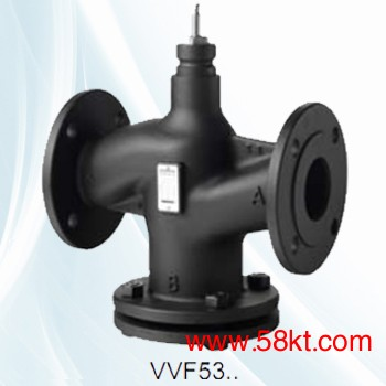 VVF53西门子法兰蒸汽温控阀