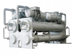 工业余热型高温水源热泵机组