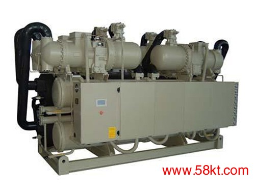 海水源热泵机组