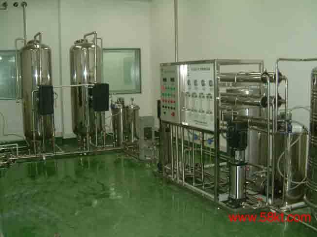 纯净水设备净水器