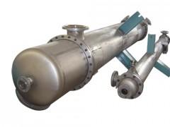 镍钛表面改性体换热器