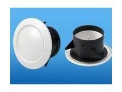 圆盘型散流器