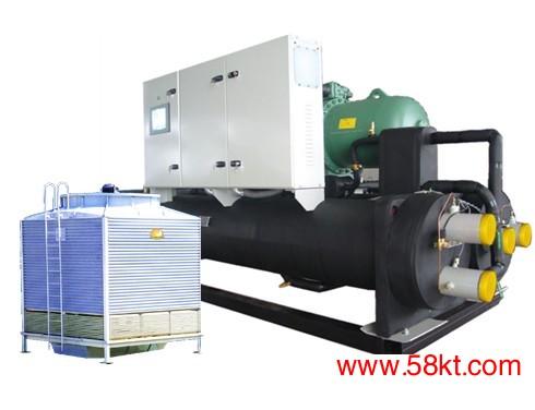 绿特能源塔热泵系统