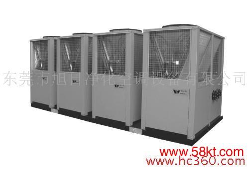 风冷模块化冷水热泵机组