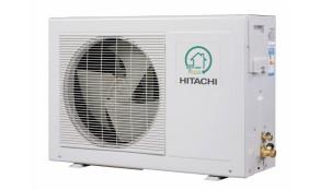 日立家用风管机中央空调