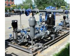 采暖用水水换热机组