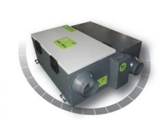 恩科超薄型全热交换器