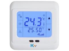 中央空调触摸屏按键温控器