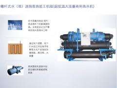 水水式水地源热泵