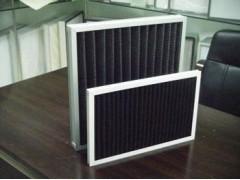 初效板式活性碳空气过滤器