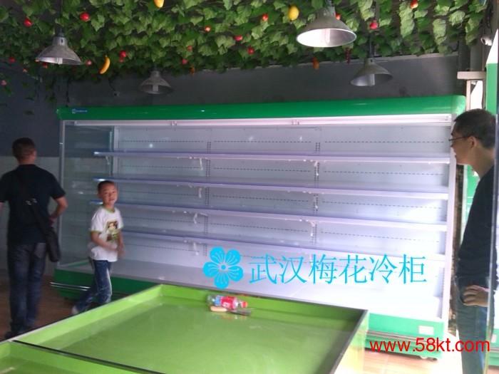 果蔬保鲜风幕柜