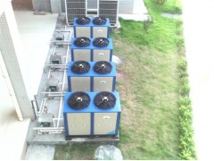 工厂空气能热水器