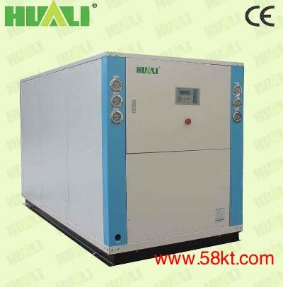 5匹水冷箱式工业冷水机