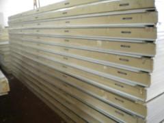 硬质聚氨酯保温冷库板