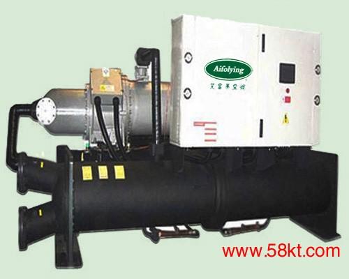 螺杆式水地源热泵