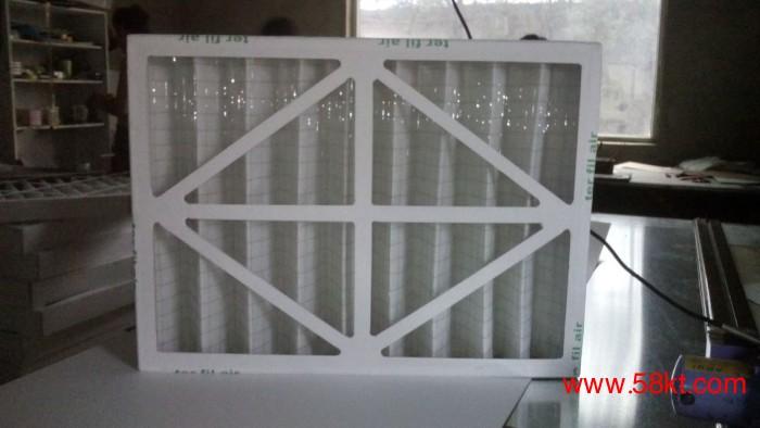精密空调平板式过滤网