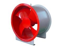 防腐防爆超低噪声轴流风机, 从