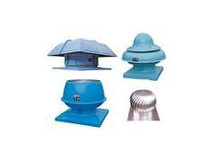 玻璃钢轴流式屋顶风机