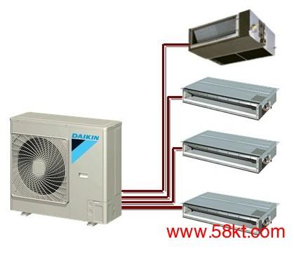 杭州大金90平米中央空调PMX系列