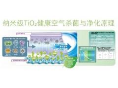 TiO²健康空气杀菌器