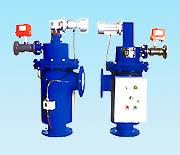 水系统全自动刷式过滤器