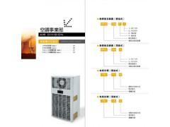 工业电柜空调热交换器