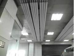 厂房热水辐射板采暖