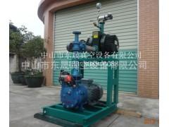 广东罗茨水环真空泵机组