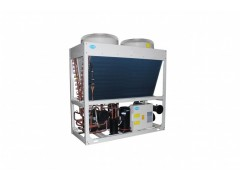 广州欧亚模块式风冷热泵机组