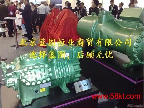 比泽尔地源热泵压缩机