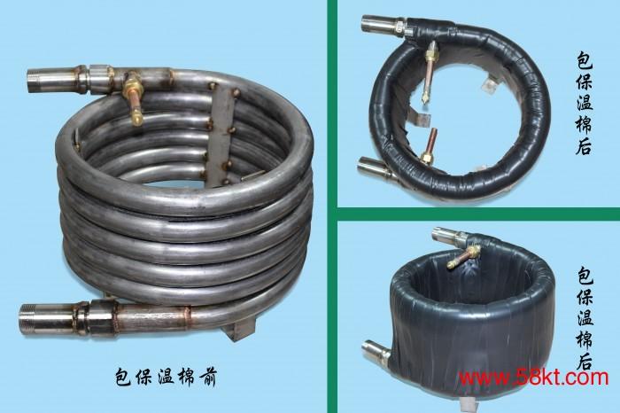 钛套管换热器