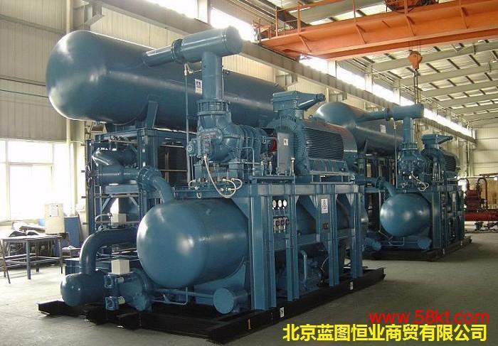 克莱门特中央空调高温水地源热泵