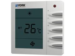 约克中央空调液晶智能温控器