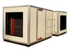 矿井空气加热机组