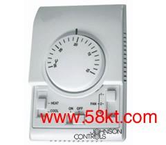江森机械式温度控制面板