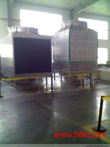 方形逆流式工业型冷却塔