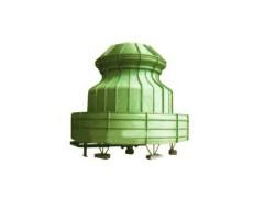 超低噪声圆形冷却塔