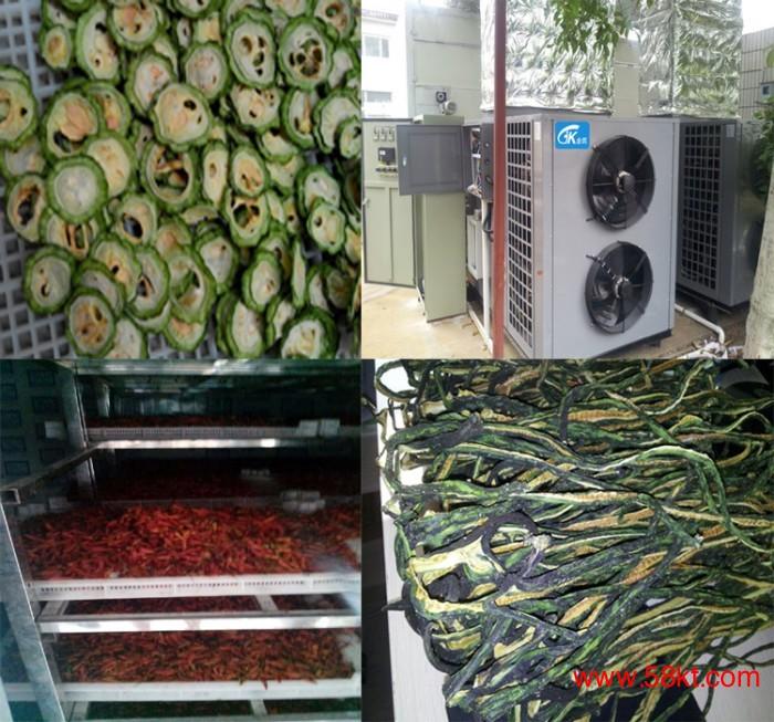 空气能蔬菜节能烘干机